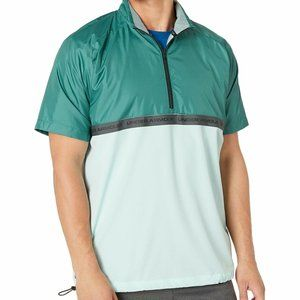 Under Armour Men's Unstoppable Pullover Golf Shirt